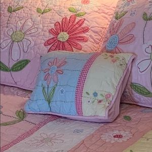 Pottery Barn Kids throw pillow & cover